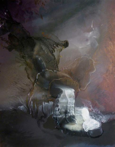 Lionel Sabbatté Courtesy de l'artiste et de la galerie da-End